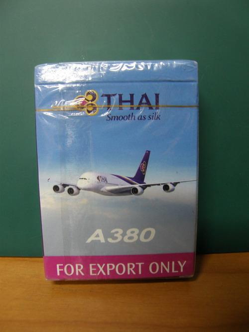 ไพ่ การบินไทย (A380)