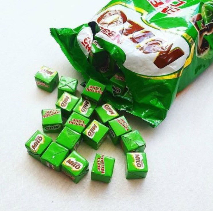 Nestle Milo Energy Cube แพ็ค 100 เม็ด
