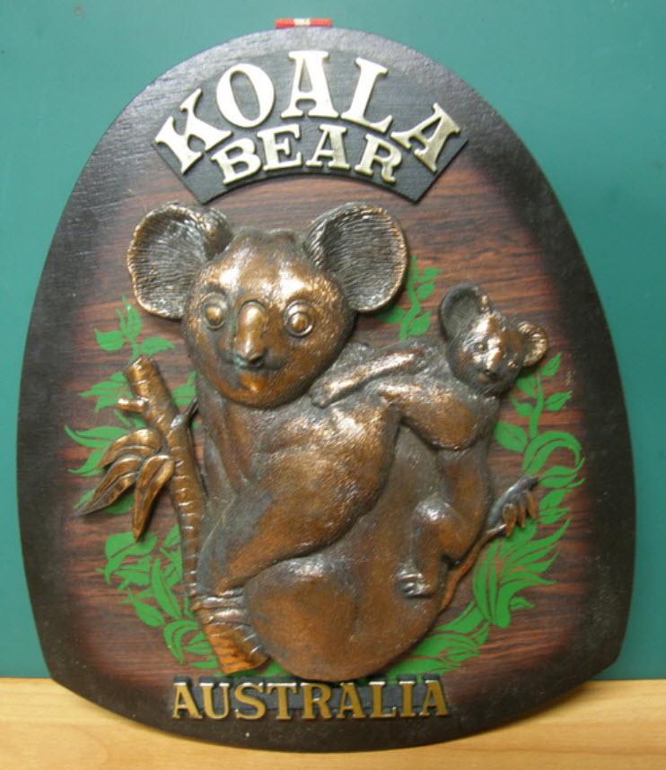 ป้ายแขวน Koala Bear (Australia)
