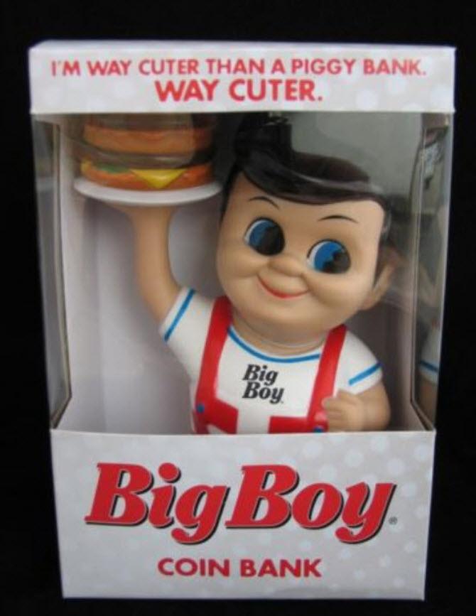 ออมสิน Big Boy ขนาด 7.75 นิ้ว (1999)