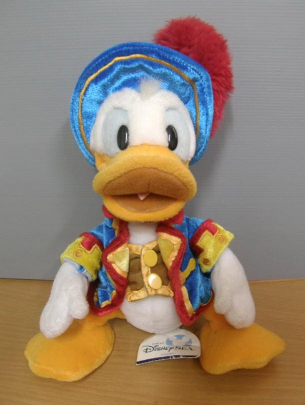 ตุ๊กตา Donald Duck ขนาด 12 นิ้ว (Tokyo Disneyland)