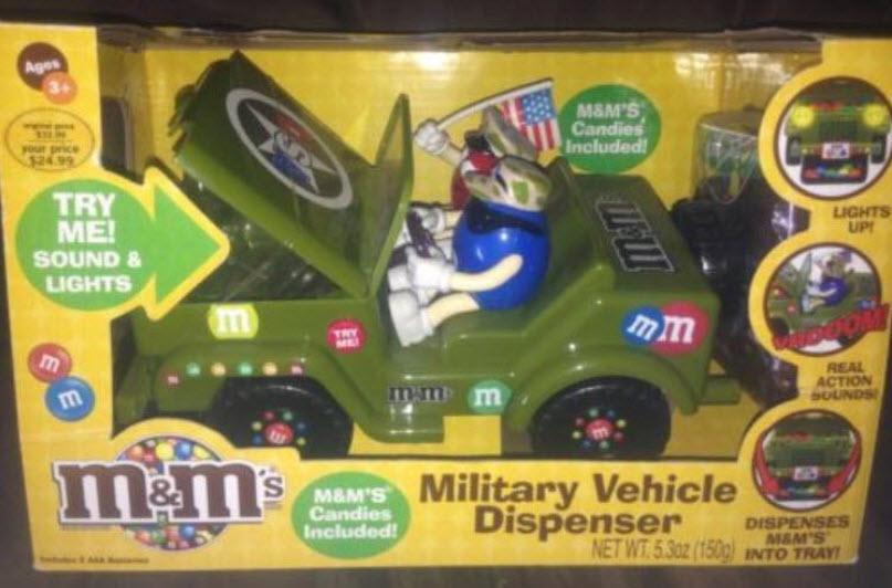 M&M รถจี๊บทหาร (ใหม่)