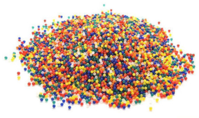 ออบิส (เล็ก) แพ็ค 100 เม็ด คละสี