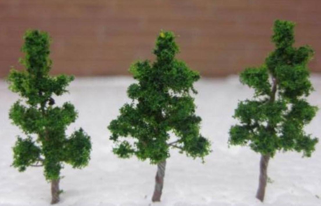 ต้นไม้จิ๋ว ขนาด 3.2 ซ.ม. 50 ต้น