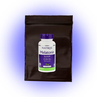 Natrol, Melatonin, Time Release, 5 mg, 20 Tablets