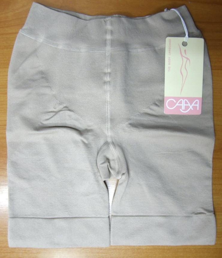 กางเกงยกสะโพก (สีเนื้อ) ขนาด M