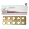 ANDROCUR 50mg. (CYPROTERONE ACETATE) 30 TABLETS