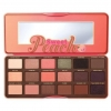 Too Faced palette ชุด Sweet Peach 18 สี
