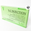 VITAMIN C 500mg. injection 10amps : 3 BOXES