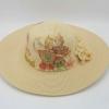 C04007 หมวกใยธรรมชาติ Samatha