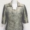 C02010 เสื้อและกระโปรง เส้นใยประดิษฐ์ เสื้อผ้าสำเร็จรูปหญิง