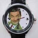 นาฬิกาข้อมือ มิสเตอร์ บีน สายสีดำ
