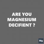 จะรู้ได้ยังไงว่าร่างกายขายแมกนีเซียม