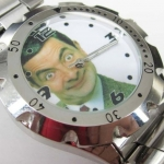 นาฬิกาข้อมือ Mr.Bean สายโลหะ