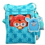 Furby backpack สีฟ้า