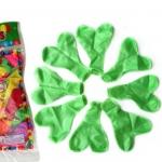 ลูกโป่งยาง ขนาด 10 นิ้ว แพ็ค 10 ลูก (สีเขียวมุก)