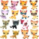 รวมแมวยอดนิยม ชุด 16 ตัว (Hasbro) ชุด A