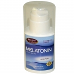 Life Flo Health, Melatonin Body Cream, 2 oz (57 g)