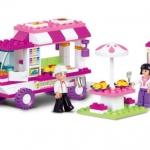 Food Truck 102 ชิ้น No.0155 (Sluban)