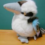 นกคุกคาเบอร่า หัวเราะได้ ขนาด 12 นิ้ว (Australia)