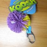 Koosh Ball (ม่วง-เหลือง) ขนาด 2 นิ้ว