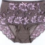 กางเกงในลายดอกไม้ (M - XL)