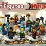 Ninjago Movie Minifigures 71019 ครบชุด 20 ตัว (LEGO)