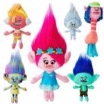 ตุ๊กตา Trolls ชุด 6 ตัว ขนาด 9 - 12 นิ้ว