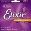 สายกีต้าร์โปร่ง Elixir Nanoweb, Coated, 80/20 Bronze, เบอร์ 12-53 thumbnail 1