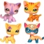 รวมแมวยอดนิยม ชุด 16 ตัว (Hasbro) ชุด A thumbnail 2
