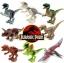 โมเดลไดโนเสาร์ ชุด 8 ตัว ขนาด 4 - 5 นิ้ว thumbnail 10