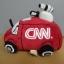 รถข่าว CNN ขนาด 8 นิ้ว (งานนอก) thumbnail 2