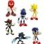 ฟิคเกอร์ Sonic ชุด 6 ตัว ขนาด 2.5 นิ้ว (B) thumbnail 1
