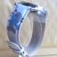 นาฬิกาข้อมือ Smurf (C) สายสีฟ้า thumbnail 2