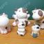 เซอรามิคครอบครัวคุณวัว 5 ตัว thumbnail 1