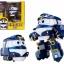 หุ่นแปลงร่าง Robot Trains ชุด 4 ตัว thumbnail 2