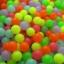 ลูกปัดอะครีลิค 6 ม.ม. คละสี / 400 เม็ด thumbnail 1