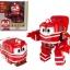 หุ่นแปลงร่าง Robot Trains ชุด 4 ตัว thumbnail 4