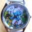 นาฬิกาข้อมือ Smurf (C) สายสีฟ้า thumbnail 1