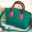 กระเป๋าสะพายแฟชั่น สีเขียว thumbnail 1