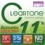 สายกีต้าร์โปร่ง Cleartone, Treated, Phosphor Bronze, เบอร์ 11-52 thumbnail 1