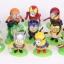 โมเดล Super Hero Minions ชุด 12 ตัว ขนาด 3 นิ้ว thumbnail 1