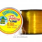 เอ็นตราระฆัง เบอร์0.50 สีเหลือง (500 เมตร)