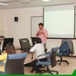 ภาพบรรยากาศงานสัมมนา Social Media For PR รุ่นที่ 4