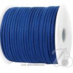 เชือกซามัวร์ สีน้ำเงิน 3มม. (100 หลา)