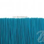 ยางยืด เส้นกลม 1.5มม. สีฟ้า (144 หลา)