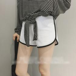 กางเกงสีขาว รหัสสินค้า CN-018