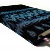 D00097 สมุดทำมือปกผ้าไทย ทอฝัน